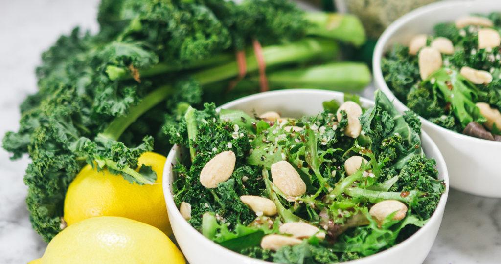 Consommer des légumes feuilles pour être en meilleure santé