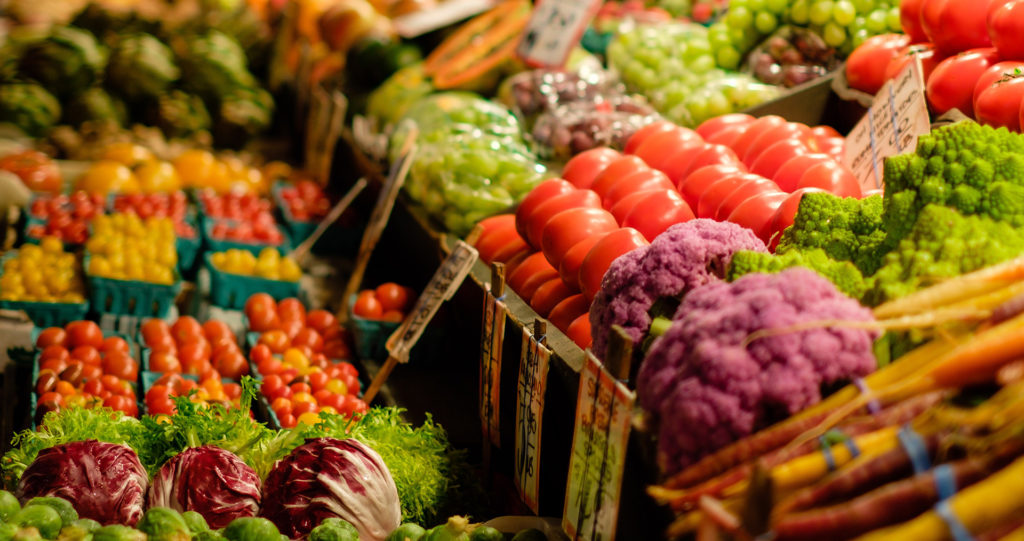 Consommer des légumes et fruits de saison