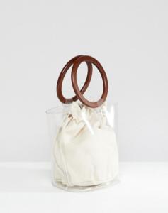 sac à main en plastique