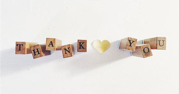 Dire merci à la place de désolé pour se sentir mieux