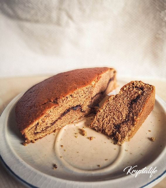 Cinnamon moist cake